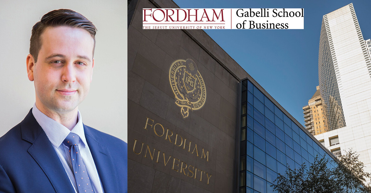 Alumni Profile: Gabelli School of Business, Andrew Wilber