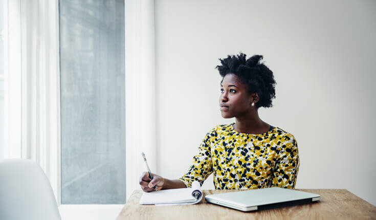How to Advance Your Career Even While Working from Home
